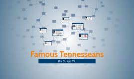 Famous Tennesseans