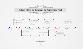 Copy of 7 days 7 tips on Respect for Safer Internet