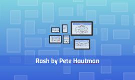 Rash pete hautman online dating