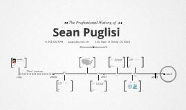 Timeline Prezumé by sean puglisi