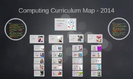 Copy of Computing Curriculum Map 2014-15