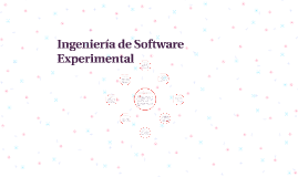 Ingenieria de Software Experimiental