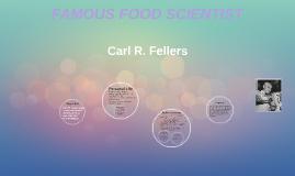 FAMOUS FOOD SCIENTIST