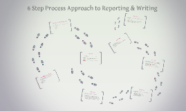 6 Step Process Approach to Reporting & Writing