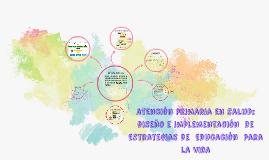 diseño  de un modelo para una educación  para  la vida