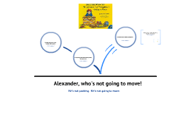 Alexander, Who's Not (Do you hear me? I mean it) Going to Move by Juidith Viorst
