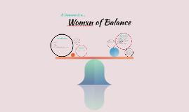 Womxn of Balance