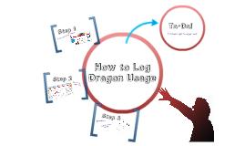How to Log Dragon Usage