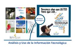 BOLETINES TECNOLÓGICOS - CIGEPI
