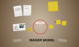 MAGER MODEL