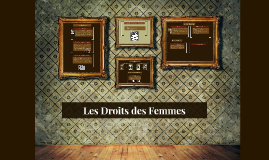 Les Droits des Femmes
