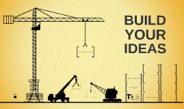 Copie de Build Your Ideas - Free Prezi Template