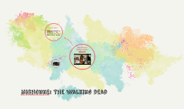 Michonne: The walking dead