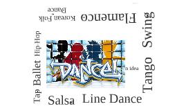 Copy of Let's Dance!