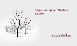 Mapa Conceptual, Mental y Ensayo
