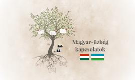 Magyar-üzbég kapcsolatok