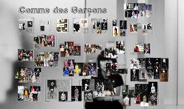 Copy of comme des garcons