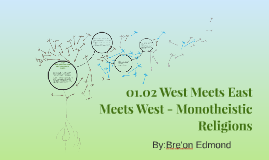 Copy of 01.02 West Meets East Meets West - Monotheistic Religions