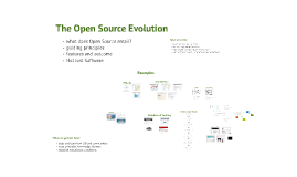 The Open Source Evolution