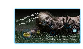 Random Mutation/Natural Selection