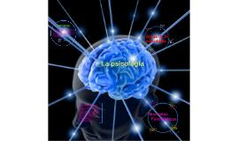 La psicología es la ciencia que trata la conducta y los proc