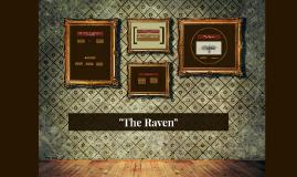 """Copy of Edgar Allan Poe- """"The Raven"""""""