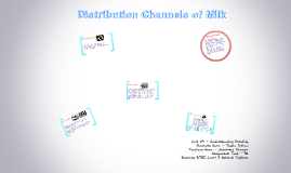 Copy of Distribution Channels of Milk