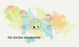 The eastern Philosophies