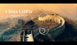 China COP21
