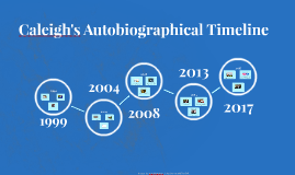 Caleigh's Autobiographical Timeline