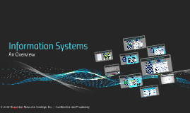 Information Systems – An Overview