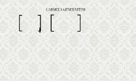 CARMELA GENER VITINI