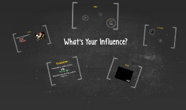 What's Your Influence?