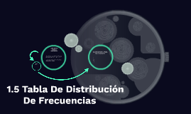 1.5 Tabla De Distribución