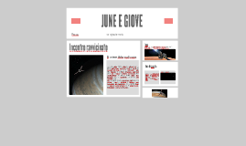 JUNE E GIOVE