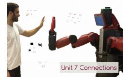 Unit 7 Connections