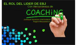 """""""El coaching es una conversación continua e itencional que c"""