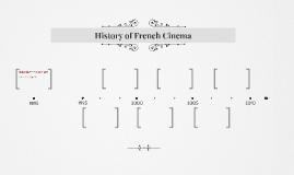 History of French Cinema