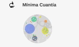 Minima Cuantia