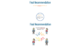 Final Recommendation Psychology