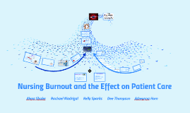 Nursing Burnout and the Effect of Patient Care