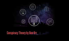 Conspiracy Theory by Ben Orr
