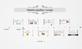 Histoire Québec-Canada