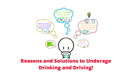 Drinking And Driving Prezi