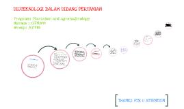Copy of bioteknologi dalam perspektif islam
