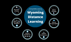 Wyoming Distance Learning (Educator's Tour)