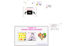 Emotion, Stress,and Health