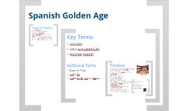 Spanish Golden Age