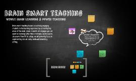 Brain Smart teaching