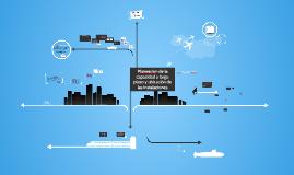 Copy of Planeacion de la capacidad a largo plazo y ubicación de las